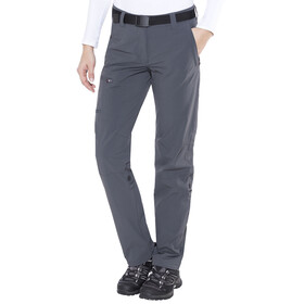 Maier Sports Lulaka Roll-Up Stretch Pants Women Graphite